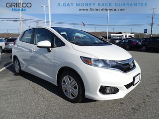 New 2020 Honda Fit LX Hatchback 3HGGK5H4XLM728800 for sale in Johnston, RI at Grieco Honda