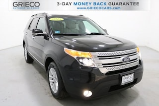 Used 2013 Ford Explorer XLT SUV for sale in Johnston, RI at Grieco Honda