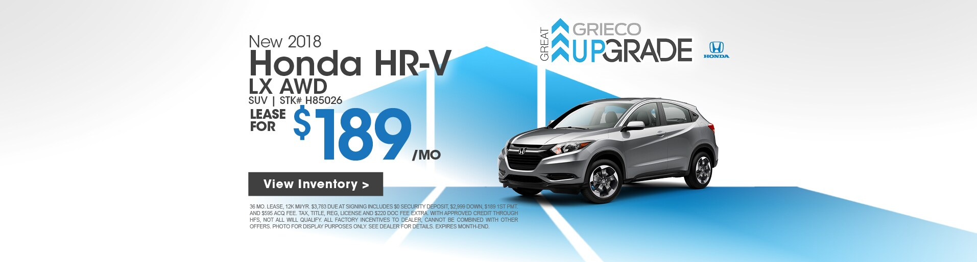 Grieco honda new 2017 2018 honda used car dealer in for Honda dealerships in ri