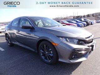 New 2021 Honda Civic EX Hatchback SHHFK7H67MU412900 for sale in Johnston, RI at Grieco Honda