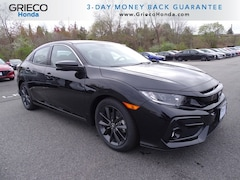 New 2021 Honda Civic EX Hatchback for sale in Johnston, RI