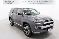 Used 2017 Toyota 4Runner Limited SUV for sale in East Providence, RI at Grieco Toyota