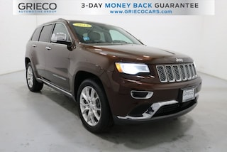 Used 2014 Jeep Grand Cherokee Summit SUV for sale in Johnston, RI at Grieco Honda