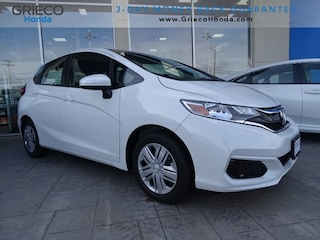 New 2019 Honda Fit LX Hatchback 3HGGK5H40KM740579 for sale in Johnston, RI at Grieco Honda