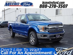 2018 Ford F-150 XLT Truck SuperCab Styleside 1FTFX1EG6JKF91801 in Independence, MO