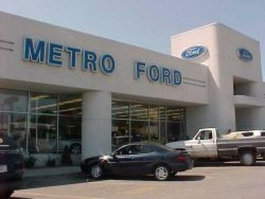 Metro Ford Kc >> Metro Ford Independence New Ford Sales In Independence Mo