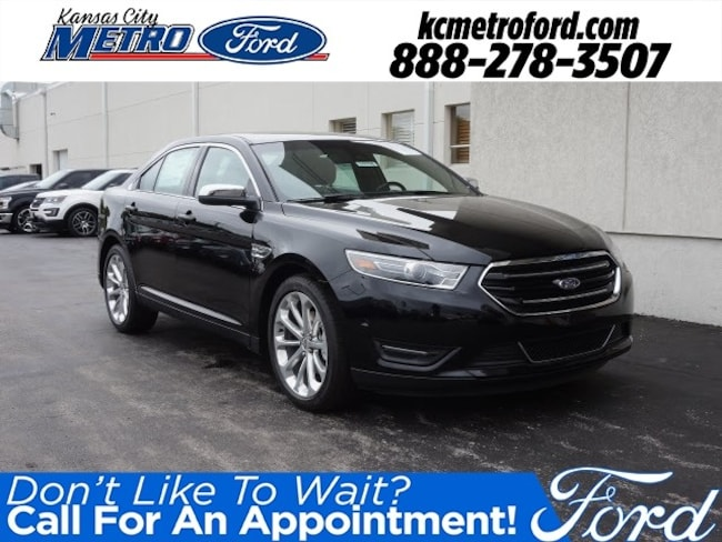 New 2018 Ford Taurus Limited Sedan Independence, MO