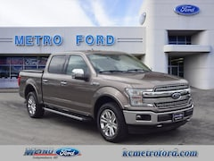 2018 Ford F-150 Lariat Truck SuperCrew Cab in Independence, MO