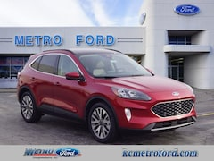 2020 Ford Escape Titanium Hybrid SUV in Independence, MO