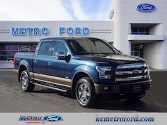 2016 Ford F-150 Lariat Truck SuperCrew Cab in Independence, MO