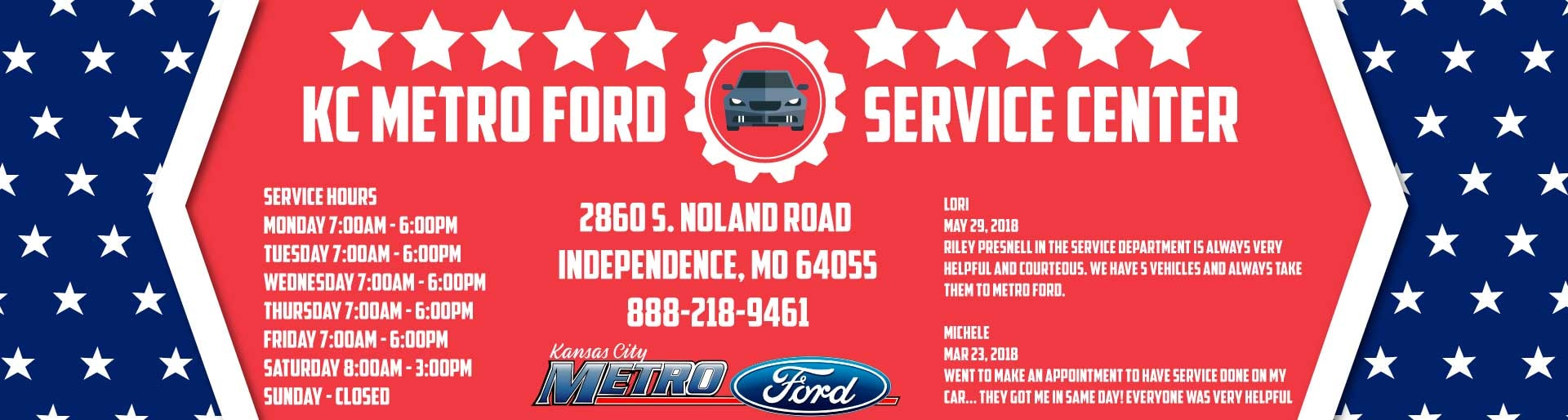 Metro Ford Inc New Car Dealership Independence Mo Near 2006 F250 Tow Haul Fuse Diagram Previous Next