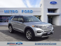 2020 Ford Explorer Platinum SUV in Independence, MO