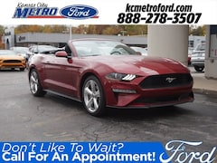 2019 Ford Mustang Ecoboost Convertible in Independence, MO
