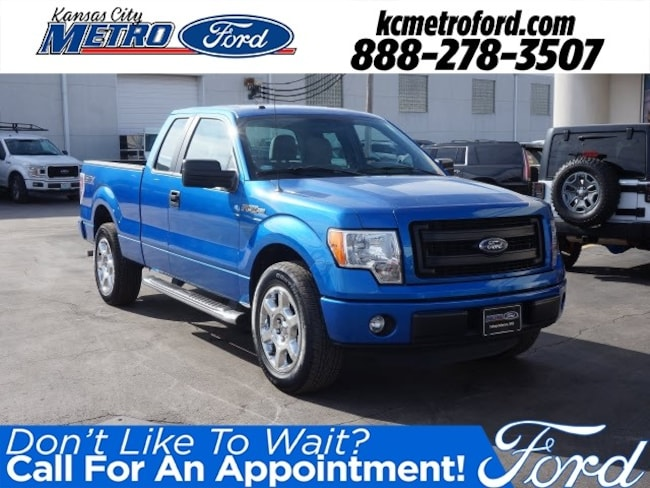 Used 2014 Ford F-150 STX Truck SuperCab Styleside Independence, MO