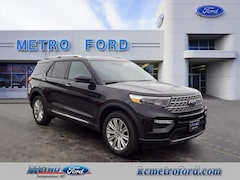 2020 Ford Explorer Limited SUV in Independence, MO