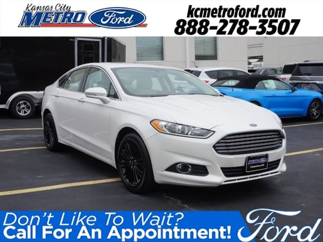 Used 2016 Ford Fusion SE Sedan Independence, MO