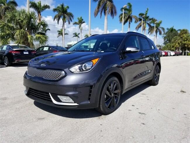 New 2018 Kia Niro EX SUV Delray Beach, FL