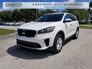 New 2019 Kia Sorento 2.4L LX SUV 5XYPG4A38KG561456 for sale in Delray Beach at Grieco Kia of Delray Beach