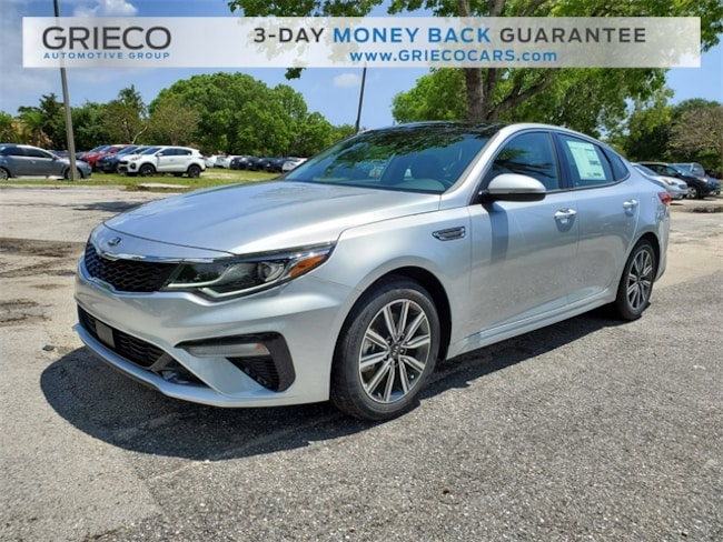New 2019 Kia Optima EX Sedan Delray Beach, FL