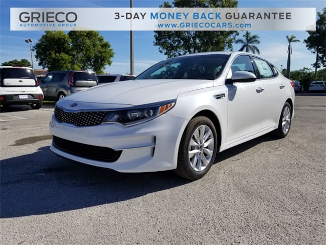 New 2018 Kia Optima LX Sedan Delray Beach, FL