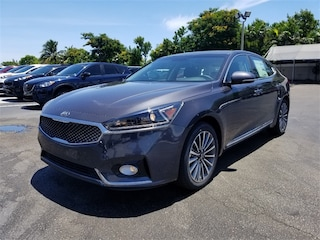 New 2018 Kia Cadenza Premium Sedan KNALB4J1XJ5121433 for sale in Delray Beach at Grieco Kia of Delray Beach