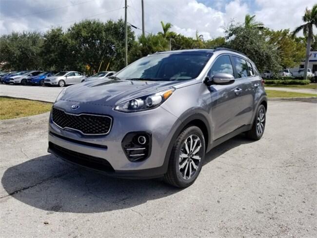 New 2019 Kia Sportage EX SUV Delray Beach, FL
