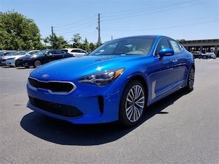 New 2018 Kia Stinger Premium Sedan KNAE25LA8J6020963 for sale in Delray Beach at Grieco Kia of Delray Beach