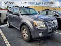 Used 2010 Mercury Mariner Base SUV for sale in Delray Beach