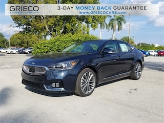 New 2019 Kia Cadenza Limited Sedan KNALC4J19K5143907 for sale in Delray Beach at Grieco Kia of Delray Beach