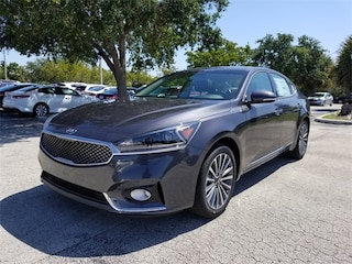 New 2018 Kia Cadenza Premium Sedan KNALB4J13J5120592 for sale in Delray Beach at Grieco Kia of Delray Beach
