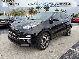 New 2020 Kia Sportage EX SUV KNDPN3AC8L7633741 for sale in Delray Beach at Grieco Kia of Delray Beach