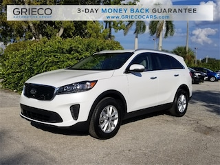 New 2019 Kia Sorento 2.4L LX SUV 5XYPG4A36KG514975 for sale in Delray Beach at Grieco Kia of Delray Beach