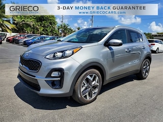 New 2020 Kia Sportage EX SUV KNDPN3AC3L7631623 for sale in Delray Beach at Grieco Kia of Delray Beach