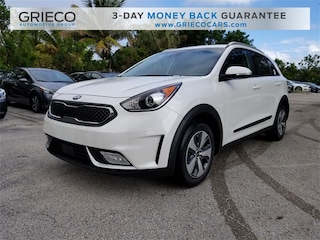 New 2019 Kia Niro EX SUV KNDCC3LC7K5264897 for sale in Delray Beach at Grieco Kia of Delray Beach