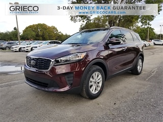 New 2019 Kia Sorento 2.4L LX SUV 5XYPG4A34KG541754 for sale in Delray Beach at Grieco Kia of Delray Beach