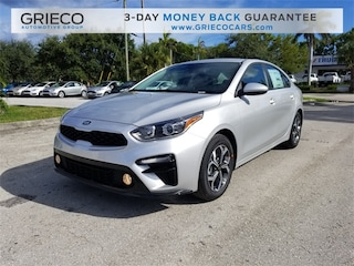 New 2019 Kia Forte LXS Sedan 3KPF24AD1KE040868 for sale in Delray Beach at Grieco Kia of Delray Beach