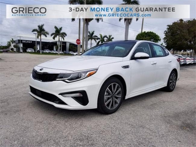 New 2019 Kia Optima EX Sedan Delray Beach, FL
