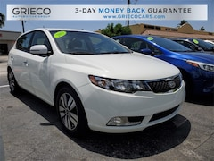 Used 2013 Kia Forte EX Hatchback for sale in Delray Beach