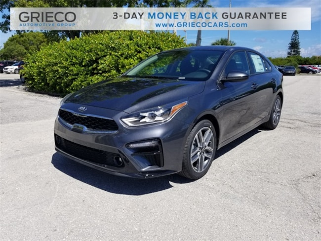 New 2019 Kia Forte EX Sedan Delray Beach, FL