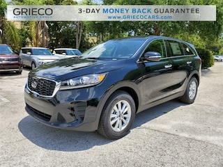 New 2019 Kia Sorento 2.4L LX SUV 5XYPG4A37KG565787 for sale in Delray Beach at Grieco Kia of Delray Beach