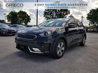 New 2019 Kia Niro EX SUV KNDCC3LC7K5264883 for sale in Delray Beach at Grieco Kia of Delray Beach