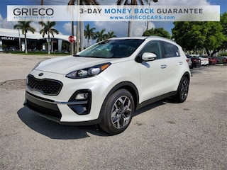 New 2020 Kia Sportage EX SUV KNDPN3AC7L7644486 for sale in Delray Beach at Grieco Kia of Delray Beach