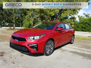 New 2019 Kia Forte EX Sedan 3KPF54AD6KE030652 for sale in Delray Beach at Grieco Kia of Delray Beach