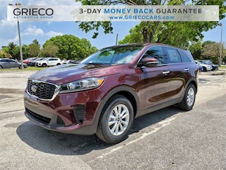New 2019 Kia Sorento 2.4L LX SUV 5XYPG4A38KG574708 for sale in Delray Beach at Grieco Kia of Delray Beach