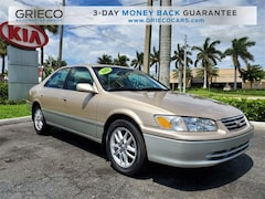 Used 2001 Toyota Camry XLE Sedan for sale in Delray Beach