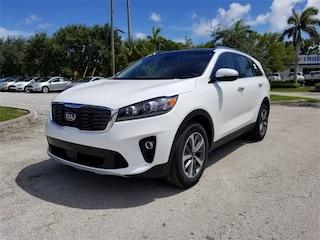 New 2019 Kia Sorento 3.3L EX SUV 5XYPH4A56KG500881 for sale in Delray Beach