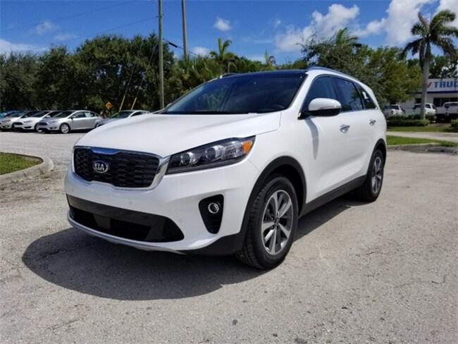 New 2019 Kia Sorento 3.3L EX SUV Delray Beach, FL