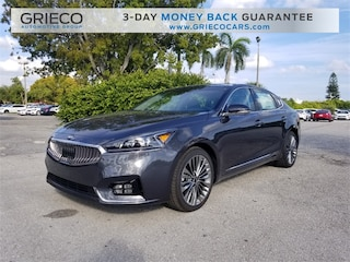 New 2019 Kia Cadenza Limited Sedan KNALC4J17K5144926 for sale in Delray Beach at Grieco Kia of Delray Beach
