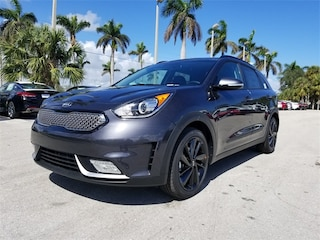 New 2018 Kia Niro EX SUV KNDCC3LC6J5133362 for sale in Delray Beach at Grieco Kia of Delray Beach