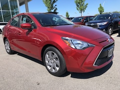 2016 Toyota Yaris No Accidents Local Victoria Low K's  Sedan